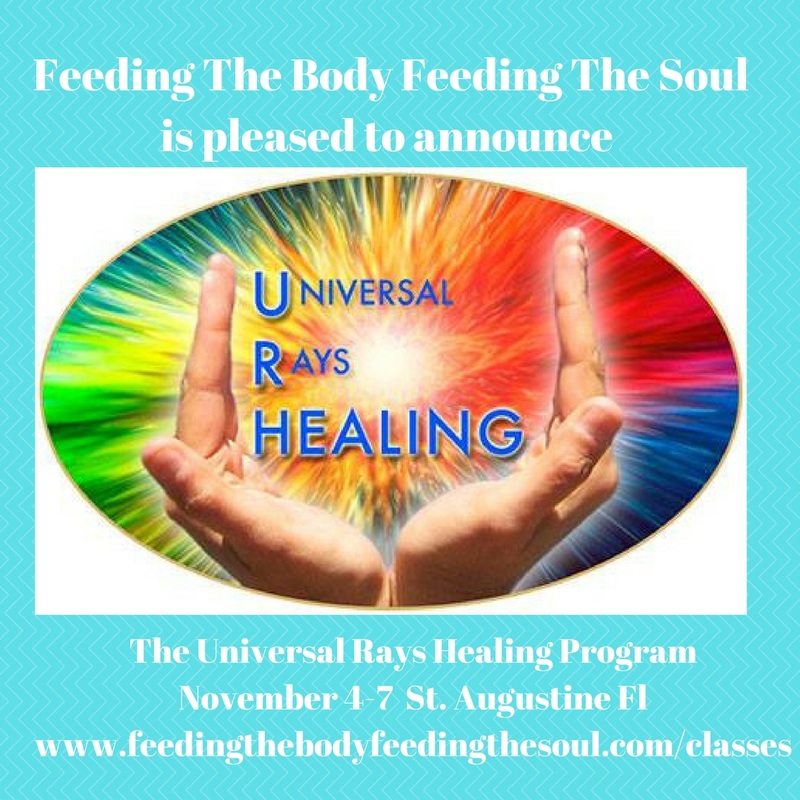 Universal Rays Healing with Nancy Cohen